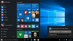Reparar Menu Inicio Windows 10